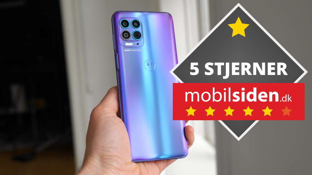 Motorola Moto G100 test