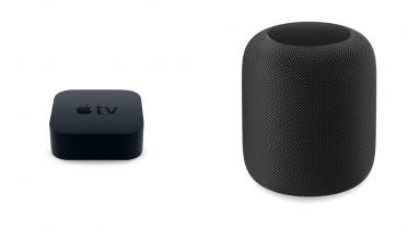 Apple arbejder på Apple TV med indbygget kamera og højtaler