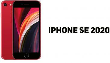 Her er de bedste tilbud og priser på iPhone SE 2020