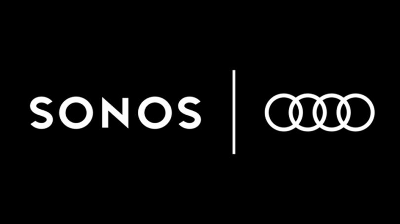 Sonos-højtalere spiller fremover i biler fra Audi