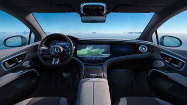 Mercedes EQS – Første luksus-sedan på batteri
