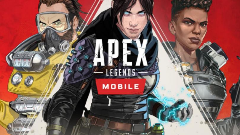 Apex Legends endelig på vej til mobilen