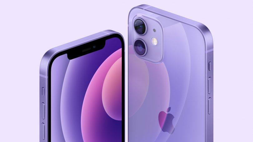 Apple lancerer iPhone 12 og iPhone 12 mini i ny forårsfarve