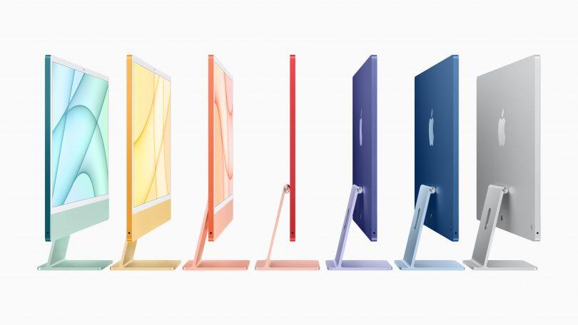 Apples nye 24″ iMac har anmelderrost M1-chip og nyt, farverigt design