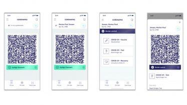 Coronapas-appen er snart klar – sådan ser den ud
