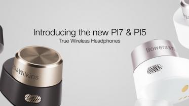 Bowers & Wilkins PI7 og PI5 – high-end trådløse in-ear med ANC
