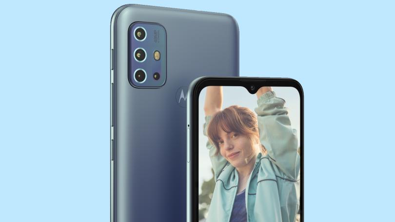 Motorola Moto G20 – ny billig telefon med stort batteri