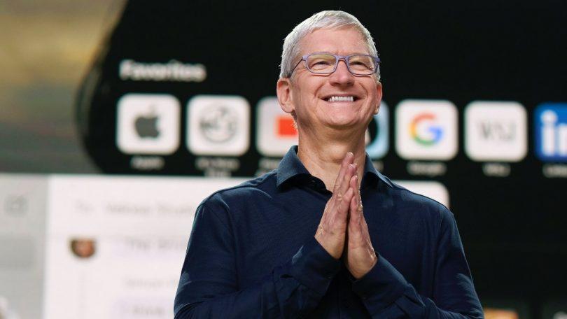 Apple scorer kassen på iPhone – viser rekordregnskab frem
