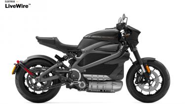 LiveWire bliver Harley-Davidsons elektriske motorcykel-mærke