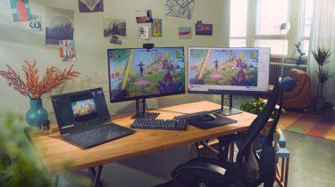 HP lancerer serie med billigere gaming-udstyr