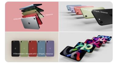 iPod Touch med iPhone 12 design kan være på vej