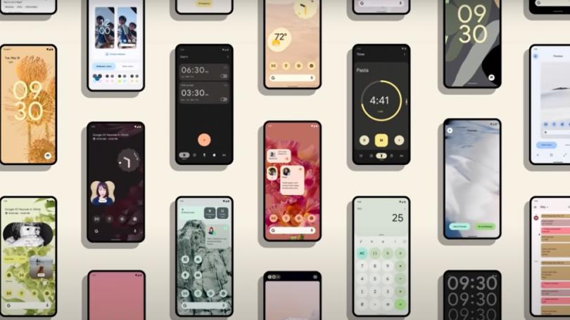 Android 12 er den mest downloadede Android-beta nogensinde
