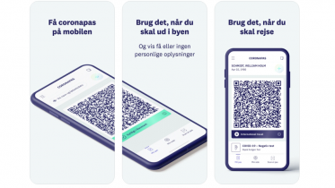Nu er Coronapas-appen klar til download