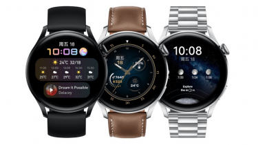 Huawei Watch 3 er officielt med eSIM og HarmonyOS