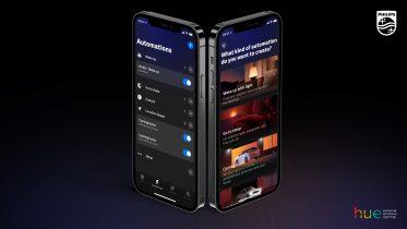 Philips Hue appen bliver hurtigere og mere brugervenlig