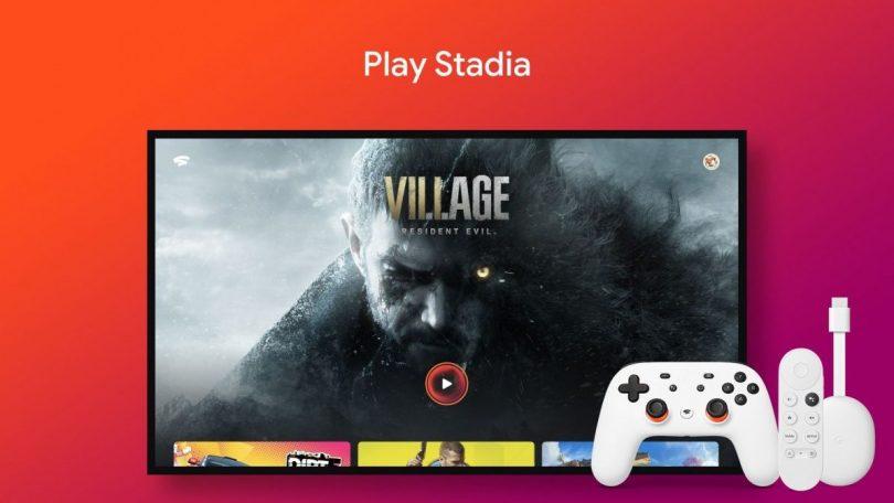 Google Stadia kommer til flere Android TV-enheder