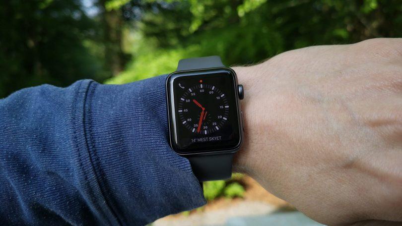 Disse Apple Watch vil kunne opdateres til watchOS 8