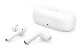 Så billige er de trådløse Huawei Freebuds 3i nu