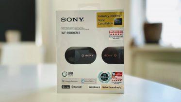 Konkurrence: Vind Sony WF-1000XM3 high-end headset