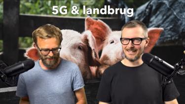 5G vokser i Danmark – se hvordan det bruges