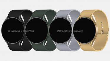 Her er de første billeder af Samsung Galaxy Watch 4