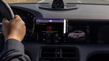 Porsche og HERE bygger realtime trafikadvarselssystem