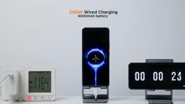 Xiaomis vilde 200W-opladning bliver måske virkelighed