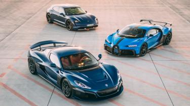 Volkswagen overdrager Bugatti til superelbilsproducent