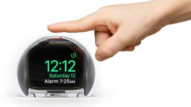 Genialt forstørrelsesglas til Apple Watch – fungerer som vækkeur