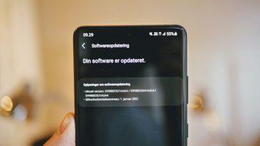 Disse 10 billige smartphones får opdateringer af styresystemet i lang tid
