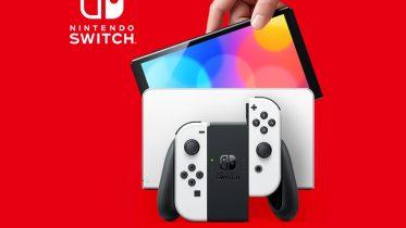 Nintendo annoncerer ny Switch med OLED-skærm