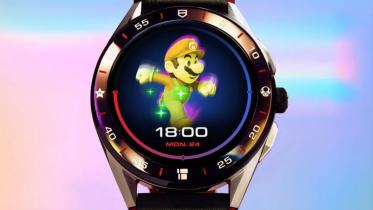 Nintendo og Tag Heuer samarbejder om ur med Super Mario-tema