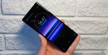 Billige smartphones med små skærme og lille format