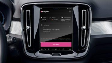 Volvo-ejere kan betale for parkering uden P-automat eller smartphone