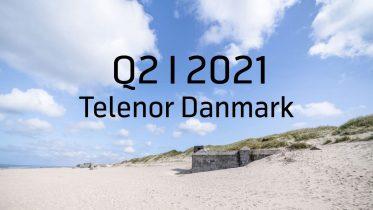 Telenor fortsætter den gode udvikling i 2021