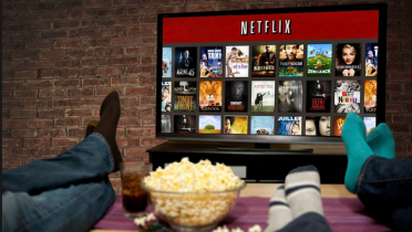 Netflix fortsætter flot fremgang