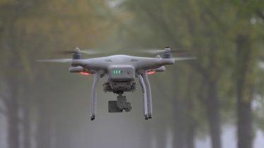 Dronemarkedet vokser til 54 milliarder dollars i 2025
