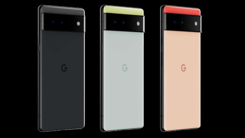 Pris på Google Pixel 6 er ude før lanceringen