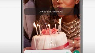 Sletter sig selv: WhatsApp får View Once-billeder og videoer