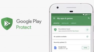 Androids Google Play Protect er stadig elendig til at finde malware