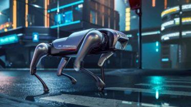 Xiaomi CyberDog: Billig open source robothund med avanceret tech