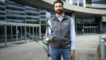 Qualcomm introducerer drone med 5G og kunstig intelligens