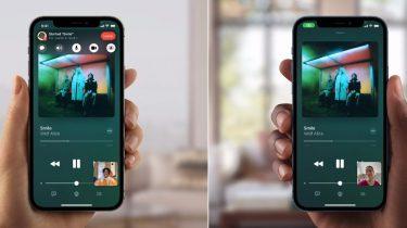 Apple SharePlay kommer ikke med i første version af iOS 15