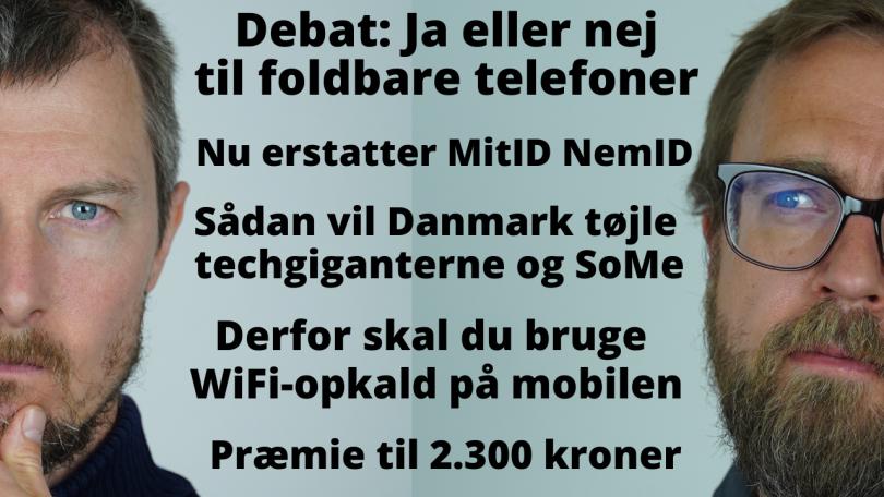 Guide: Få bedre mobildækning med WiFi-opkald