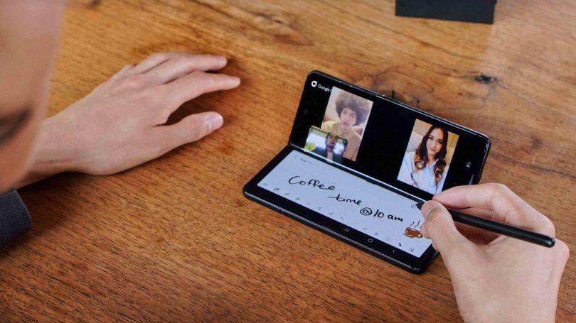 Skærmskifte på Galaxy Z Fold 3 er dyrt