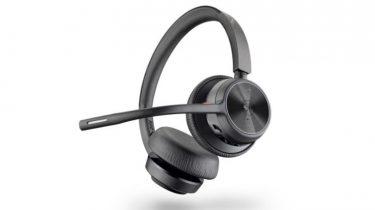 Voyager 4300 UC: Trådløs headset-serie til hjemmekontoret