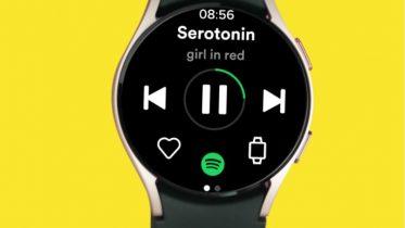 Spotify Wear OS-app klar med offline funktion