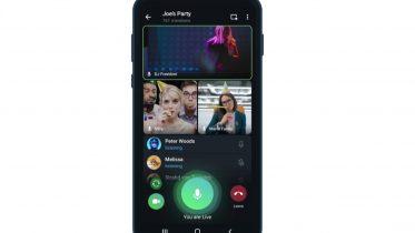 Telegram klar med livestream og videochat uden brugerbegrænsning