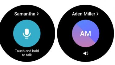 Samsung Galaxy Watch4 og Watch4 Classic får WalkieTalkie app