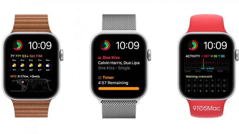 Apple Watch Series 7: Større skærm, bedre batteri og nye urskiver
